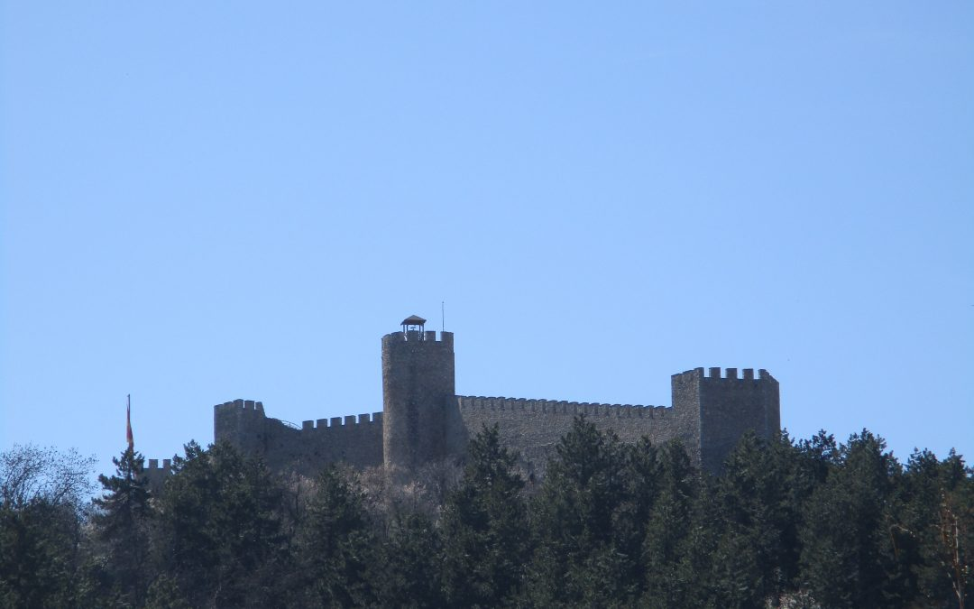 A Day at Samuel's Fortress with the Traveling Diva